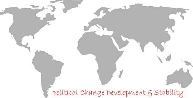 Political change And Development