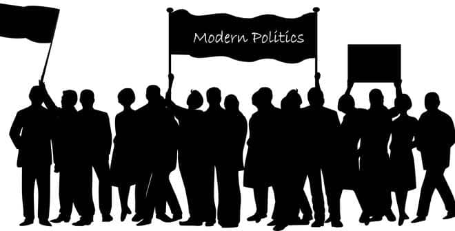 Modern politics